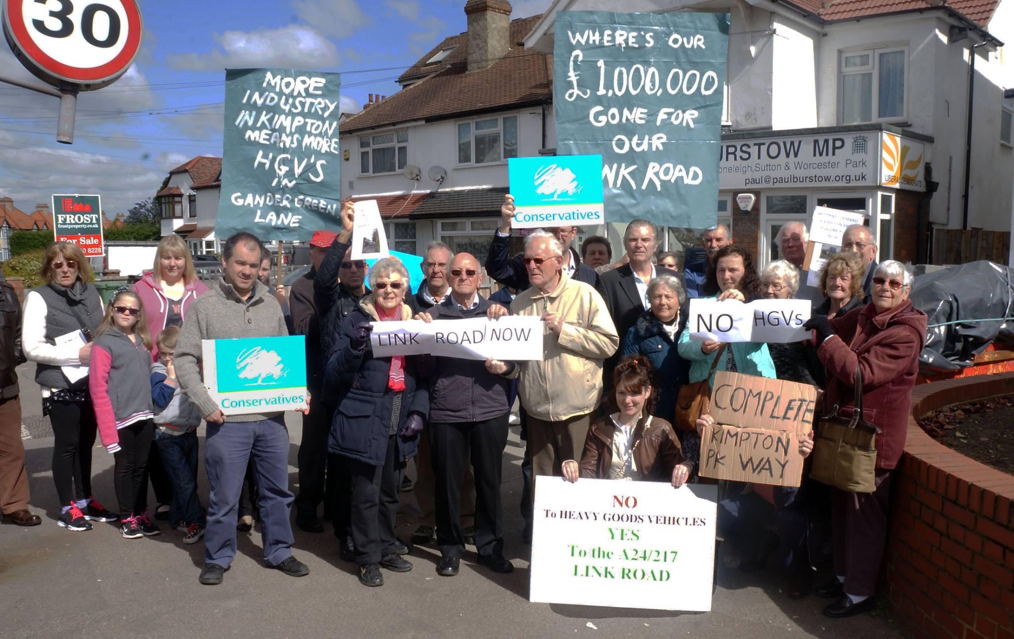 kimpton protest