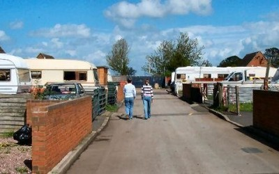 My view on the proposed traveller sites