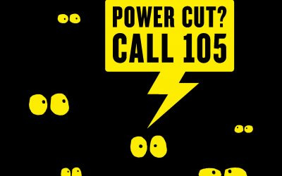 105 – A new three digit number for power cuts