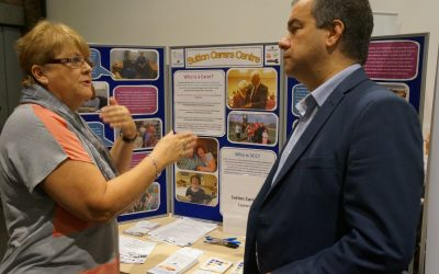 Sutton CCG Patient Information Session