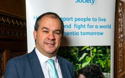 Paving the way for a Dementia Friendly Parliament