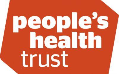 People's Health Trust funding