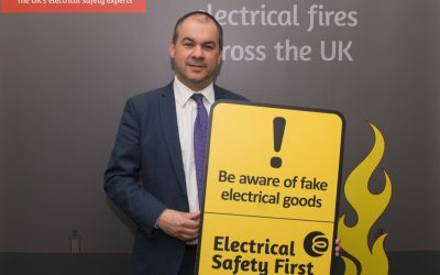 Tackling counterfeit electrical goods