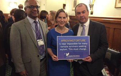 'Proving Torture' launch