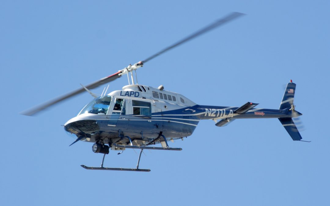Have your say on Helicopter noise