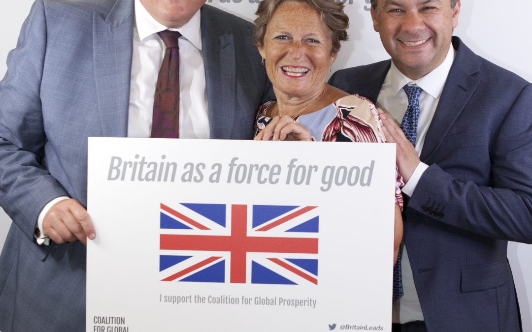 Launch of the Coalition for Global Prosperity
