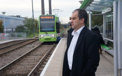 Tramlink Extension Update: Consultation Dates Revealed