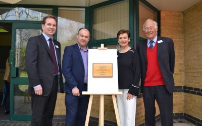 Opening Brookways School