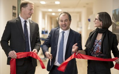 New Ward at Spire St Anthony's Hospital