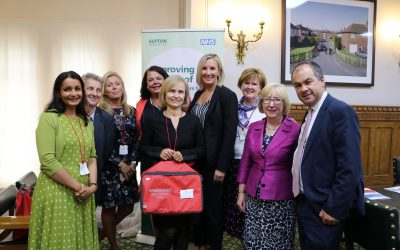 Launch of the 'Red Bag' Scheme